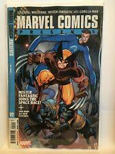 Marvel Comics Presents #2 (2019) NM- 1st Print marvel comics