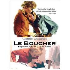 Le Boucher DVD - Chabrol Suspense Classic