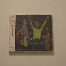 ROLLING STONES - Out of control - 1998 CDsingle JAPAN 4-TRACKS NEW & SEALED