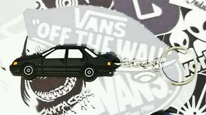 Ford Sierra Sapphire Cosworth Key Anello Black