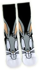 MENS LOONEY TUNES BUGS BUNNY CLASSIC BLACK SOCKS UK 6-11 / EUR 39-45 / US 7-12
