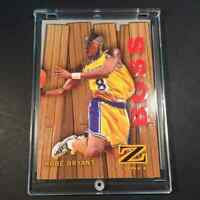 KOBE BRYANT 1997 SKYBOX Z-FORCE #3 BOSS EMBOSSED INSERT CARD LAKERS BLACK MAMBA