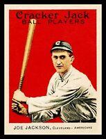 LOT of 25 REPRINT 1915 Cracker Jack #103 Shoeless Joe Jackson Black Sox