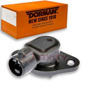 Dorman TECHoice Throttle Position Sensor for 1997-2001 Honda CR-V Emission vm