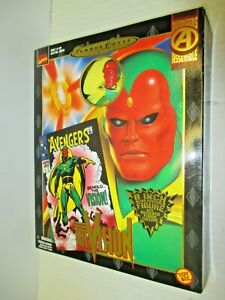 NEW Marvel Vision cloth outfit figure (MISB) Famous Covers (1998) Toy Biz