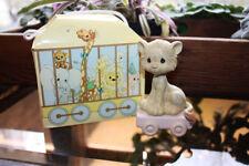 Precious Moments Birthday Train Figurine Wishing you Grrr-eatness  1987   Age 7