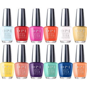 OPI INFINITE SHINE MEXICO CITY SPRING 2020 COLLECTION 15ml Bottles