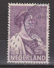 NVPH Netherlands Nederland 265 TOP CANCEL A'DAM C.S.1934 Crisiszegel