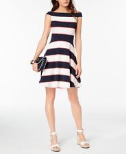 Tommy Hilfiger Off-The-Shoulder Fit & Flare Dress Size XL