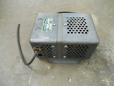 Sola 23 13 125 250va Constant Voltage Transformer Hi 95 130v Lo 118v J841