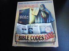 RARE Bible Codes 2000 (PC, 2000) game NEW Factory Sealed Big Box