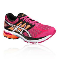 Asics Womens Gel-Kumo 6 Running Shoes Trainers Sneakers Pink Sports Breathable