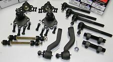 HD Chevrolet GMC K1500 4x4 Ball Joint Tie Rod Idler Pitman Arm Kit 1993 1994