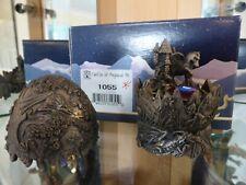 Myth & Magic - 1055 The Castle of Pegasus - RARE Tudor Mint Egg Collection BOX !