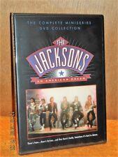 Jacksons, The: An American Dream (DVD, 2001, 2-Disc) documentary Michael Janet N