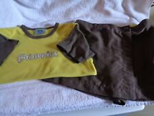 "Brownies Uniform Skort 28"" & T-Shirt 30"""