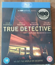 Bluray True Detective: Season 2 [Blu-ray] [2015] [2016] [Region Free]  NEW