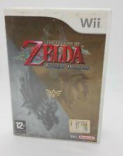 The Legend of Zelda twilight princess nintendo Wii funzionante italiano