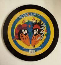 "The Black Crowes Remedy Maxisingle 12"" UK 1990 en lata metalica"
