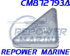 Alu Triangle Anode for Volvo Penta 290, SP, DP, DPX Replaces: 872793