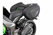SW-Motech Blaze Panniers set saddlebags Kawasaki Z1000 SX Ninja 1000