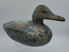 Primitive Old Wood Wooden Hunting Lake Pond Duck Waterfowl Decoy Floats Vintage