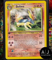 Quilava 47/111 1st Edition Neo Genesis Set Non-Holo WOTC Pokemon Card TCG NM/MT