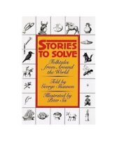 """George Shannon """"Stories to Solve: Folktales from Around the World"""""""