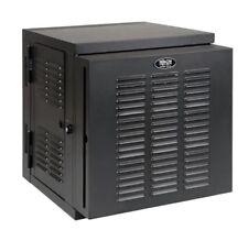 SmartRack 12U NEMA 12 Switch-Depth Wall-Mount Rack Enclosure Cabinet