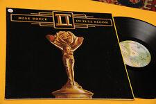 ROSE ROYCE LP IN FULL BLOOM ORIG ITALY 1977 EX GATEFOLD COVER