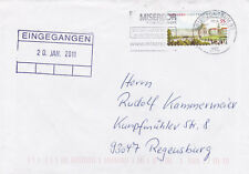 Germany 2011 Miseroer Organisation Cancel Cover Vgc