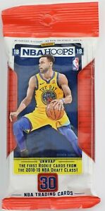 2018/19 Panini Hoops NBA Basketball card Jumbo Fat Pack LUKA DONCIC RC?