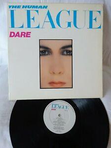 The Human League-Dare LP 1981 Superb UK 1st Pressing
