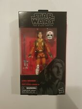 "Star Wars The Black Series Ezra Bridger (#86) 6"" Action Figure - Hasbro - BNIB"