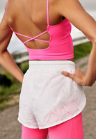 NEW Free People Movement Strappy Back Tighten Up Tank Neon Pink XS/S-M/L $34.80