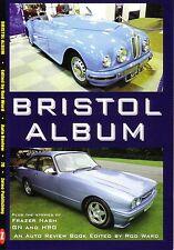 Book - Bristol Cars Frazer Nash BMW 401 405 406 412 Beaufighter - Auto Review
