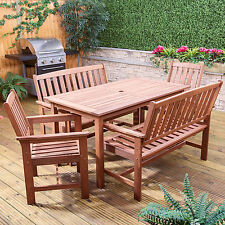Wooden Garden U0026 Patio Furniture Sets | EBay