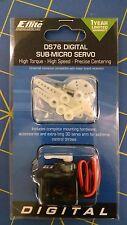 E-Flite EFLRDS76 Digital Sub-Micro Servo from Mid America Naperville