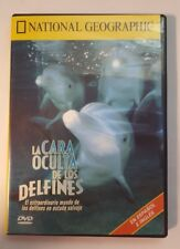 PELICULA DVD DOCUMENTAL NATIONAL GEOGRAPHICS LA CARA OCULTA DE LOS DELFINES