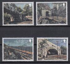 GIBRALTAR 2018 EUROPA CEPT.BRIDGES .Set of 4 stamps MNH