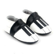 Premium Leather Toddler Shoes baby moccasins toddler infant Loafers Piano