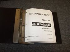 1995 1996 1997 1998 Honda Odyssey Van Parts Catalog Manual LX EX EX-L 2.2L