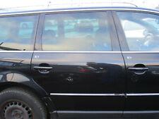 Tür hinten rechts VW Passat 3B 3BG Variant BLACKMAGIC LC9Z schwarz