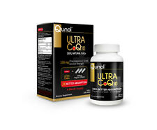 Qunol Ultra CoQ10 120 Softgels