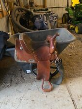 """New listing 15"""" All Purpose Western Riding Saddle (No Name Brand)"""