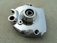New listing Harley Ironhead Sportster Sprocket Cover, Kicker Cover '52-'70