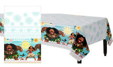 Moana Plastic Table Cover Birthday Decorations Party Supplies Favors Tablecloth
