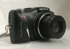 Canon PowerShot SX130 IS   12.1MP Digital Camera   With box and manual
