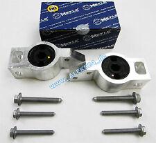 Meyle HD 2x Querlenkerlager verstärkt A3 Golf Leon 1001990085/HD 1001990086/HD