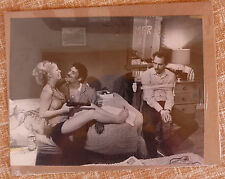 Photo Print of a Hollywood Film, Black and White, measures 24x18,5 cm., TG-21